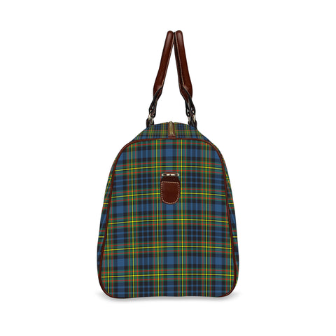 Tartan Travel Bag - Maclellan Ancient | Scottish Travel bag | 1sttheworld