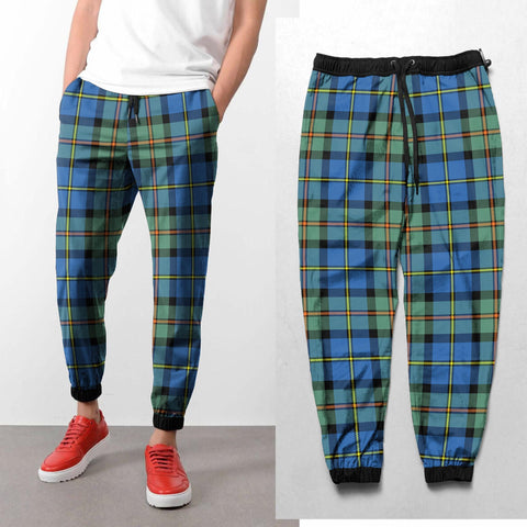 Tartan Sweatpant - Macleod Of Harris Ancient | Great Selection With Over 500 Tartans