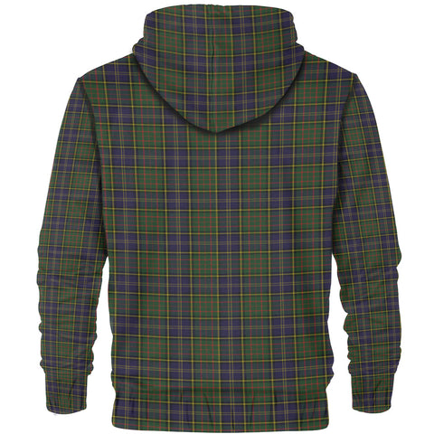 Tartan Zip Hoodie -MacMillan Hunting Modern | Men & Women | Clothing