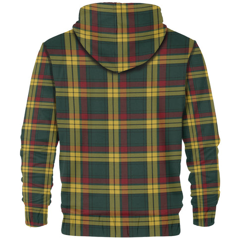 Image of Tartan Zip Hoodie -MacMillan Old Modern | Men & Women | Clothing