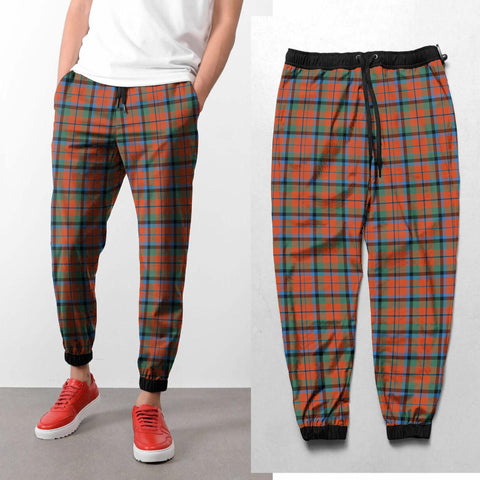 Tartan Sweatpant - Macnaughton Ancient | Great Selection With Over 500 Tartans