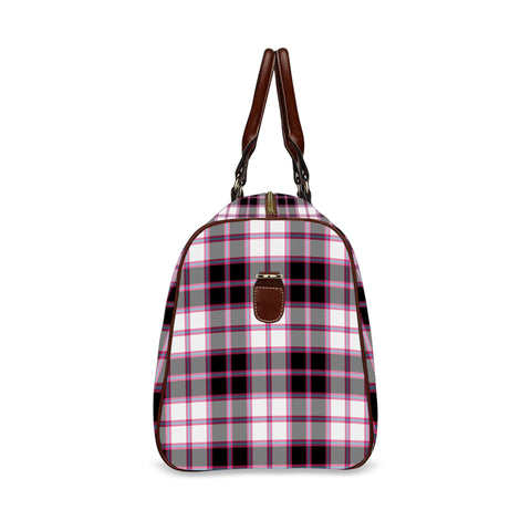 Tartan Travel Bag - Macpherson Hunting Modern | Scottish Travel bag | 1sttheworld