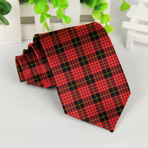 Image of Macqueen Modern Tartan Neckties TH8