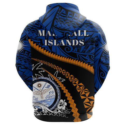 Marshall Islands Hoodie - Road to Hometown K4