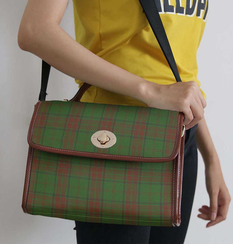 Tartan Bag - Maxwell Hunting Canvas Handbag A9