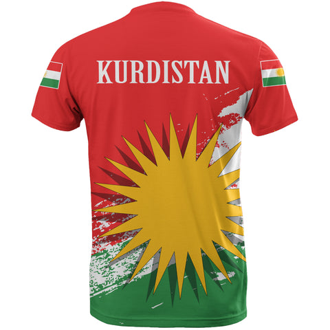 Image of Kurdistan T-shirts Special | Clothing | Love The World