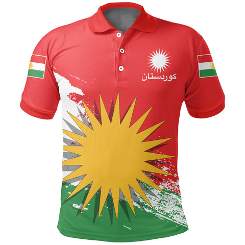 Kurdistan Polo Shirt Special | Clothing | Love The World