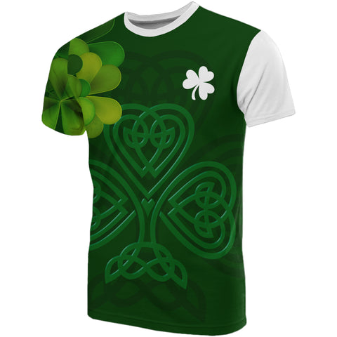 Ireland Celtic Shamrock Special T-shirts | Special Custom Design