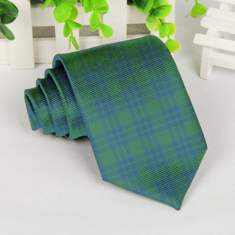 Montgomery Ancient Tartan Tie TH8