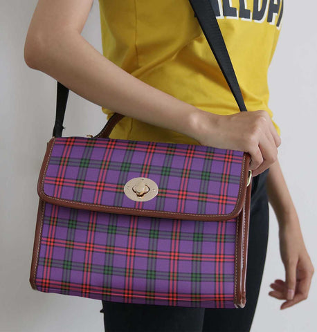 Tartan Bag - Montgomery Modern Canvas Handbag A9