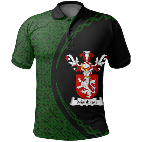 Moubray Family Crest Polo Shirt
