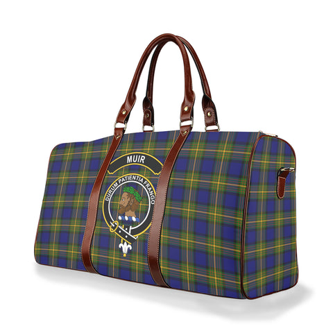Tartan Travel Bag - More (Muir) Clan | Scottish Travel bag | 1sttheworld