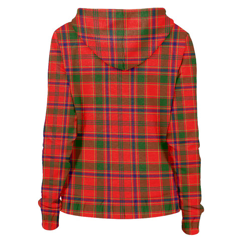 Image of Munro Clan Tartan Zip Hoodie | Men & Women | Clothing