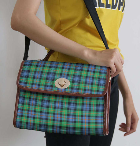 Tartan Bag - Murray Of Atholl Ancient Canvas Handbag A9