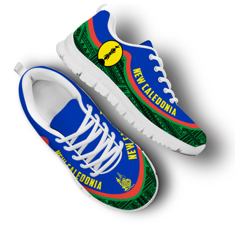 New Caledonia Wave Sneakers | 1sttheworld.com