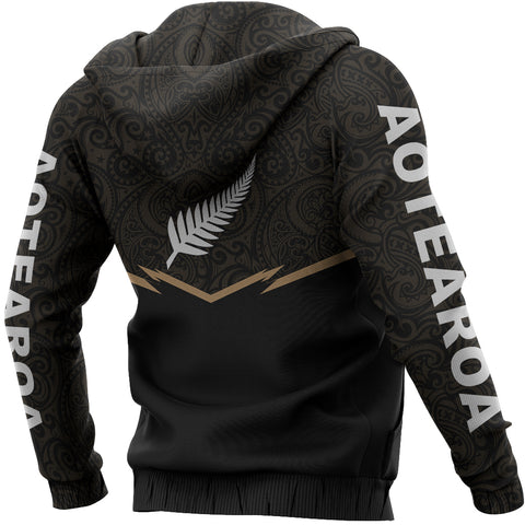 Image of New Zealand Maori Hoodie