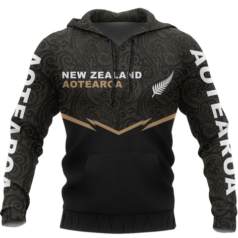 New Zealand Maori Hoodie - Energy Style Ver 2.0