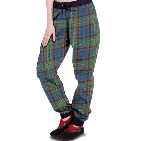 Tartan Sweatpant - Nicolson Hunting Ancient | Great Selection With Over 500 Tartans