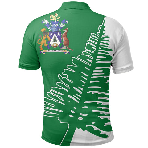 Norfolk Island Polo Shirt K5