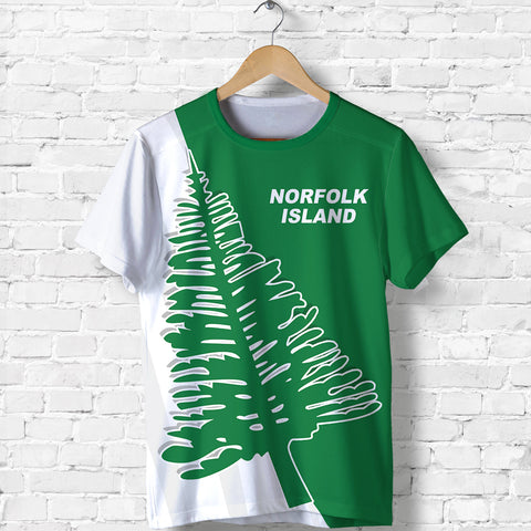 Norfolk Island T Shirt K5