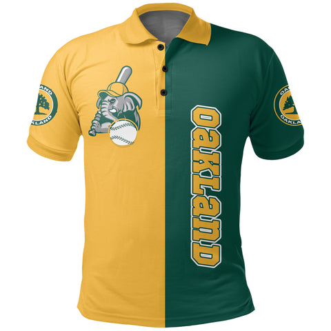 Image of Oakland Polo Shirt K5