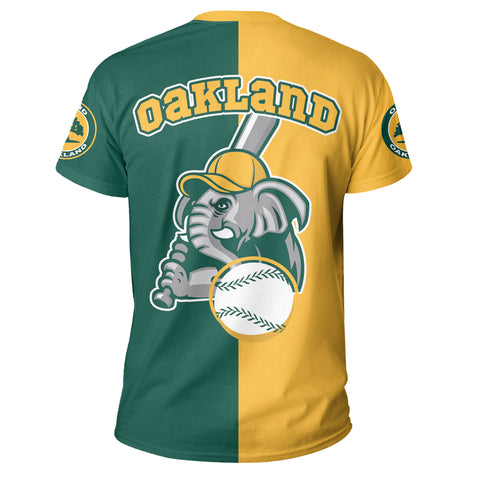 Image of Oakland T Shirt K5