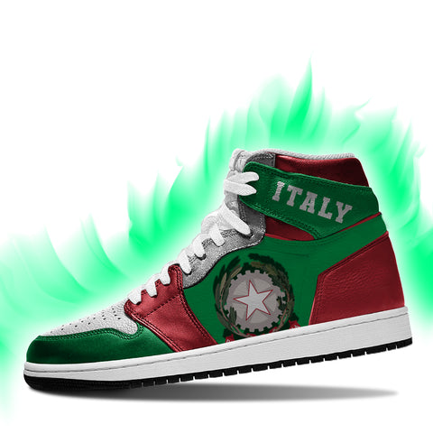 Italy Basketball Shoes TH5