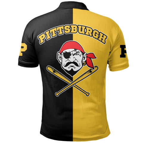 Image of Pittsburgh Polo Shirt K5