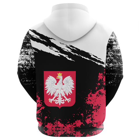 Image of Poland Zip Hoodie Customized K5