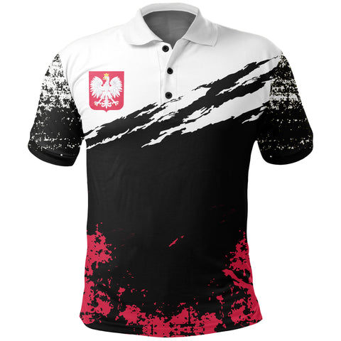 Poland Polo Shirt Customized K5