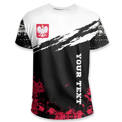Poland T Shirt Customized K5