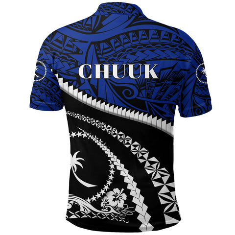 Image of Chuuk Polo Shirt - Road to Hometown K8