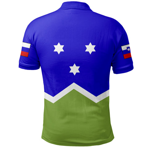 Slovenia Polo Shirt Th5