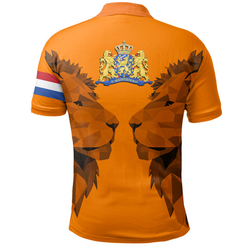Netherland Polo T Shirt - Double Lion K2