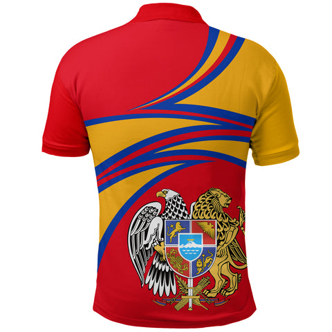 Image of Armenia Polo Shirt A15