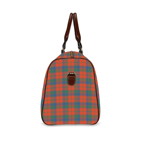 Tartan Travel Bag - Robertson Ancient | Scottish Travel bag | 1sttheworld