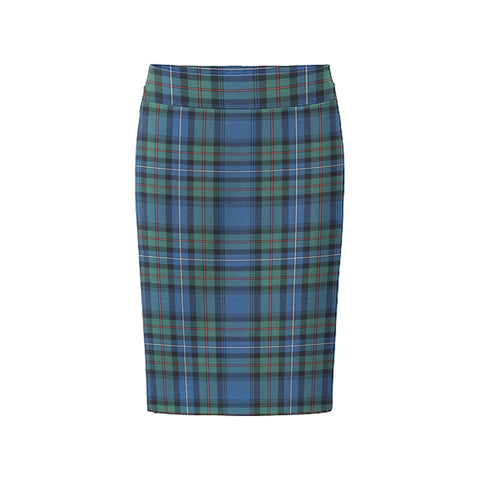 Tartan Skirt - Robertson Hunting Ancient Fitted Skirt A9 |Women's Clothing| 1sttheworld