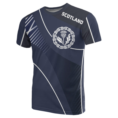 Image of Scotland T-shirt - Increase Version font