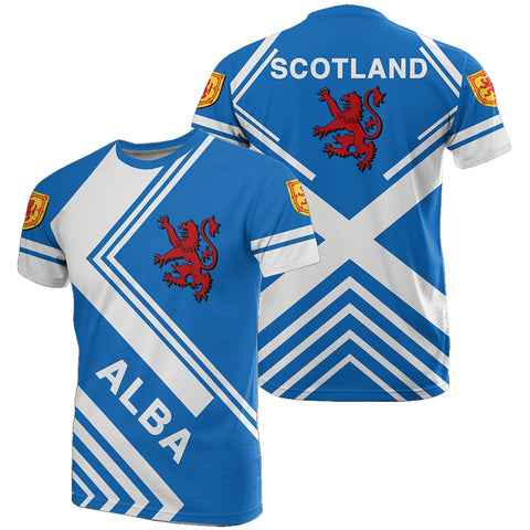 Scotland T-Shirt - Flag European Nations Style