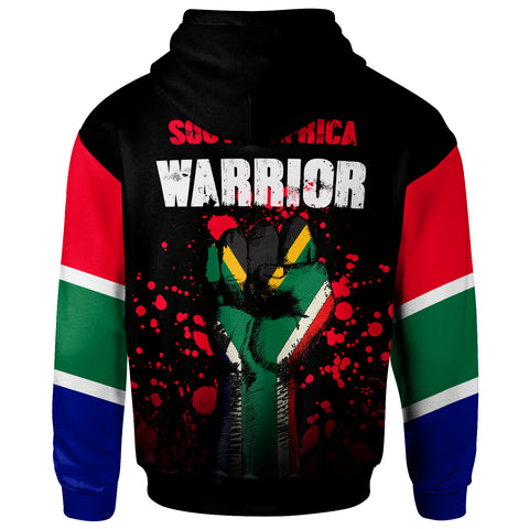 South Africa Hoodie - South Africa Warrior - BN20