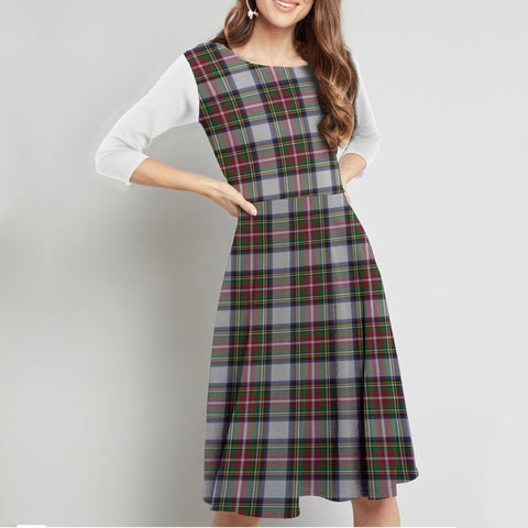 Tartan Sundress - Stewart Dress Modern | Women Clothing | Love The World