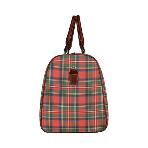 Tartan Travel Bag - Stewart (High Stewards) Clan | Scottish Travel bag | 1sttheworld