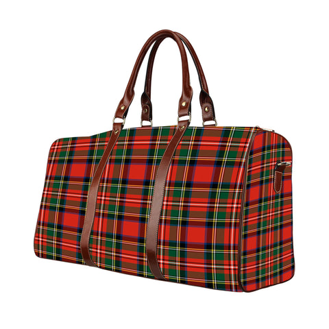 Tartan Travel Bag - Stewart Royal Modern 1 | Scottish Travel bag | 1sttheworld