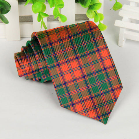 Image of Stewart Of Appin Ancient Tartan Tie TH8