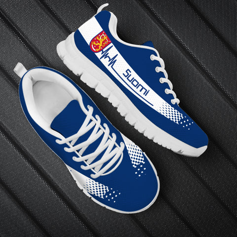 Image of Suomi Heartbeat Sneakers