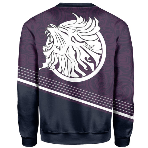 Image of Scotland Sweatshirt - Scottish Lion -BN18