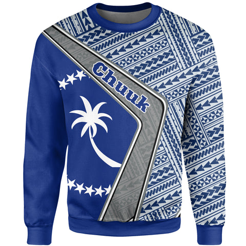 Image of Chuuk Sweatshirt - Polynesian Coat Of Arms | Love The World