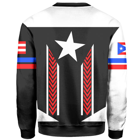 Puerto Rico Baseball Team Sweatshirt