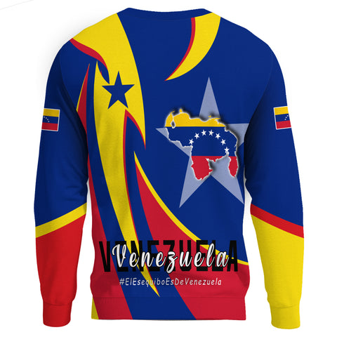 Image of 1stTheWorld Sweatshirt - Venezuela In My Heart A30
