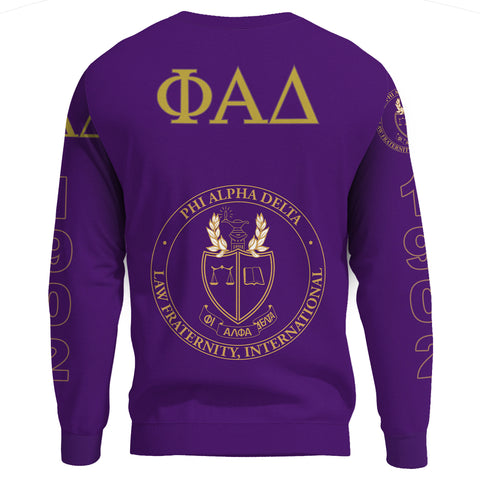 Image of Phi Alpha Delta Sweatshirt A27
